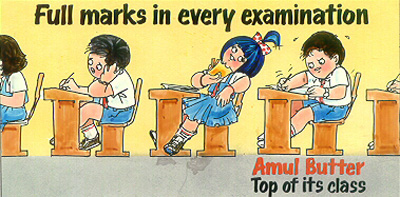 1992: She empathized with the stress and anxiety for students that comes with examination fever