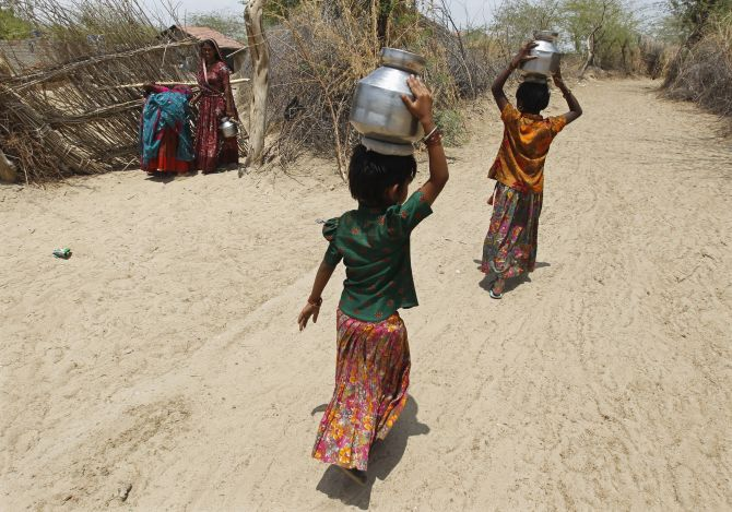 Drought-Ed into Prostitution | Leher NGO in India | Child Rights Organization