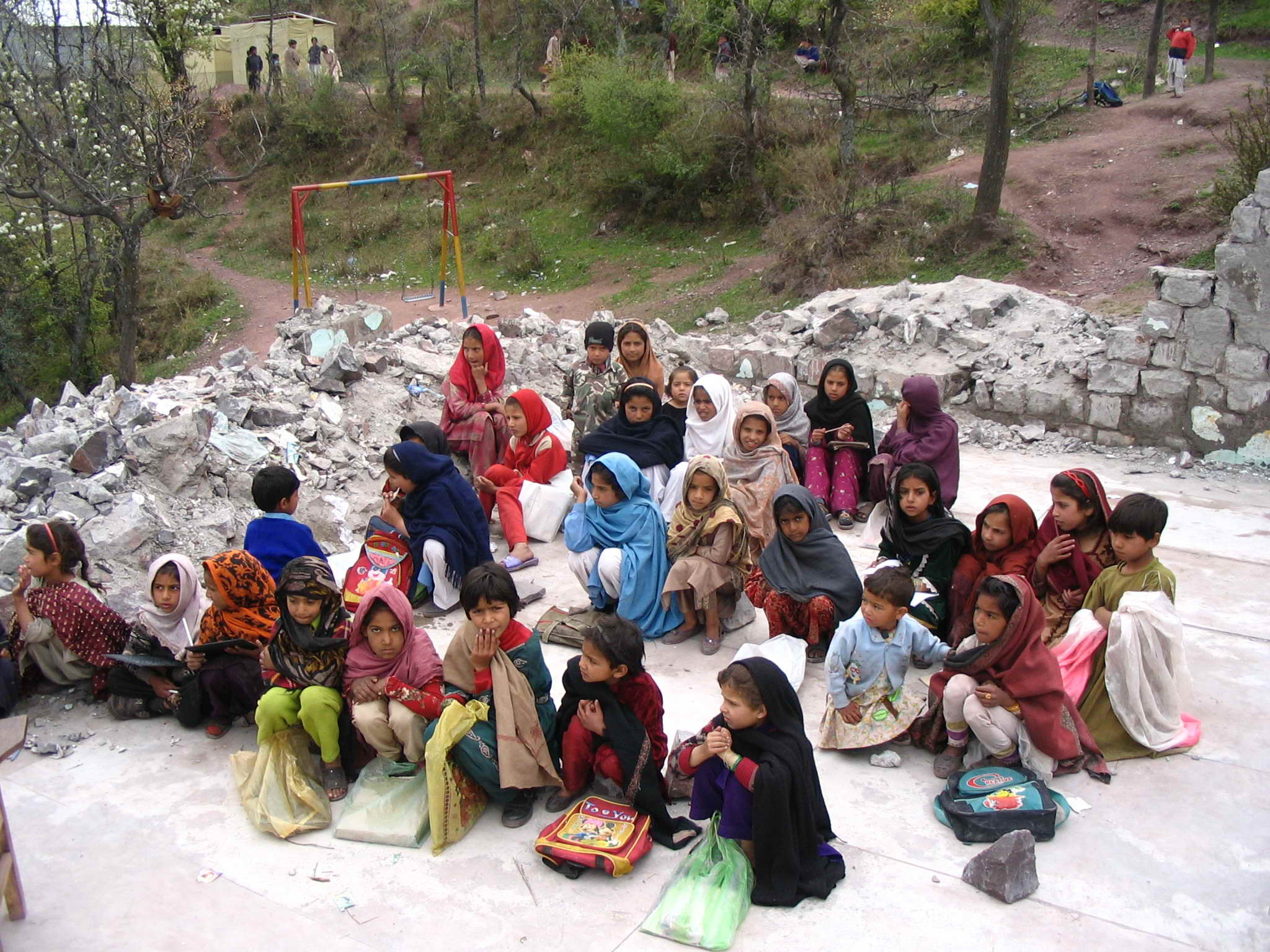 Photo: Unknown, Children of Kashmir, Conflict and A Collapsed Education System | Leher NGO in India | Child Rights Organization