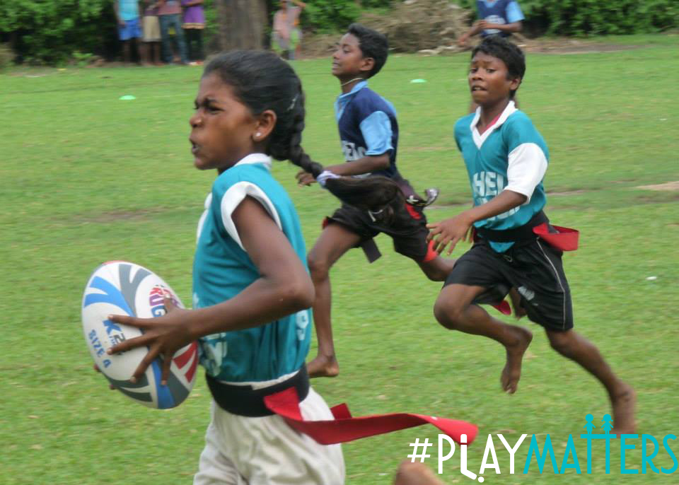 Photo- Khelo Rugby, More Than Just A Game: 7 Ways In Which Sports And Play For Children Boost Development Goals | Leher NGO in India | Child Rights Organization