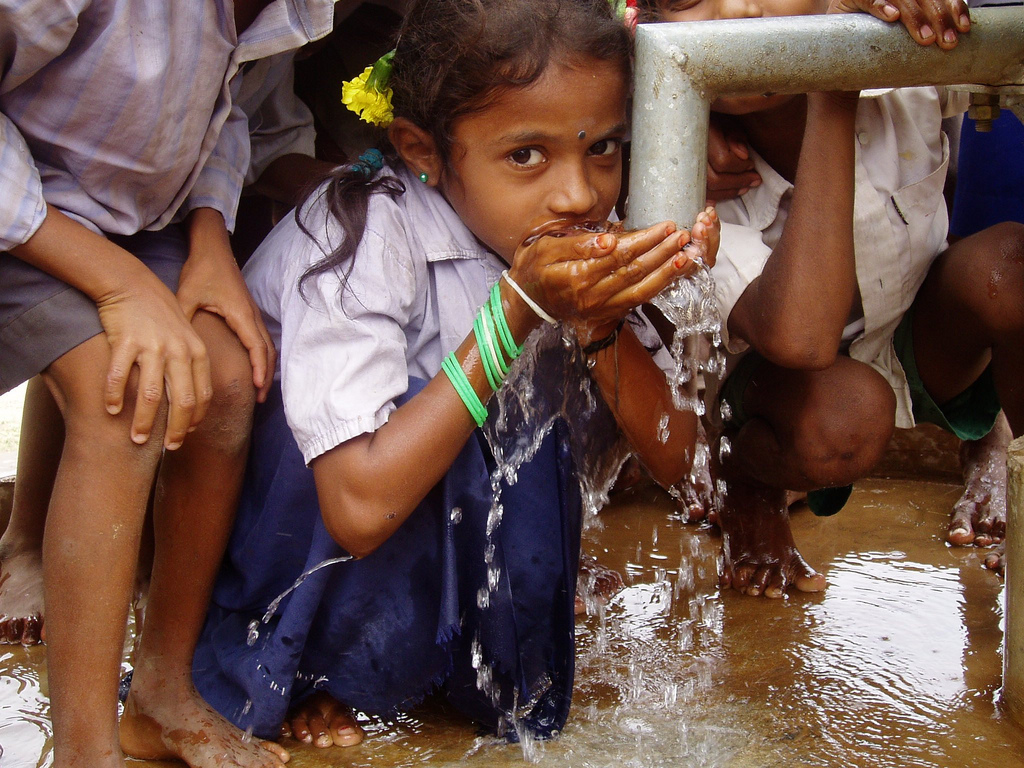 Photo- Water.org, Our Climate, our Children, our Call to action | Leher NGO in India | Child Rights Organization