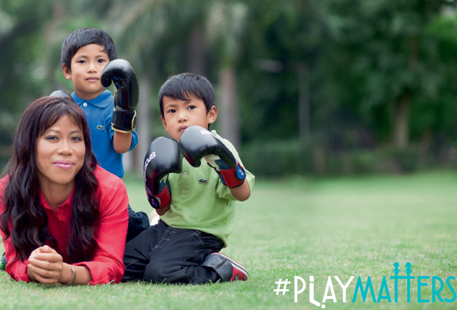 A Champion's Outlook – #Playmatters | Leher NGO in India | Child Rights Organization