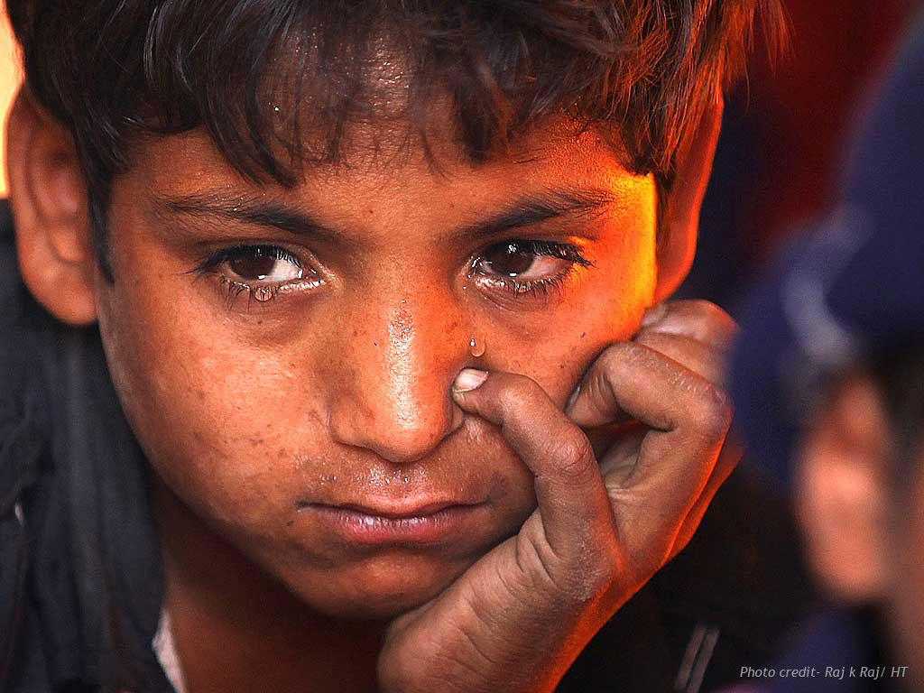 In Pictures: 13 Ways 2013 Failed the Indian Child | Leher NGO in India | Child Rights Organization