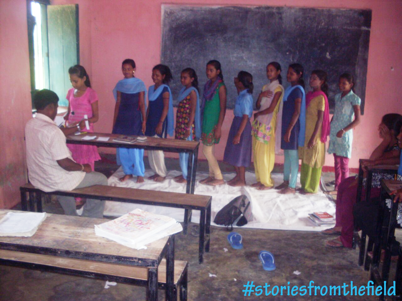 Photo: Sarvo Prayas Sanstha, Children's Groups and the Battle of Ballot Box