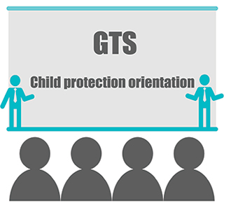 child protection policy orientation for going to school gts