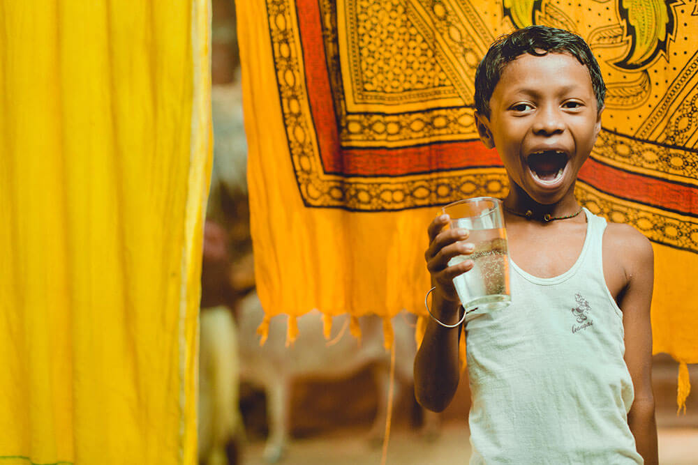 Children of Drought Campaign   Child Rights Organization   Leher NGO in India