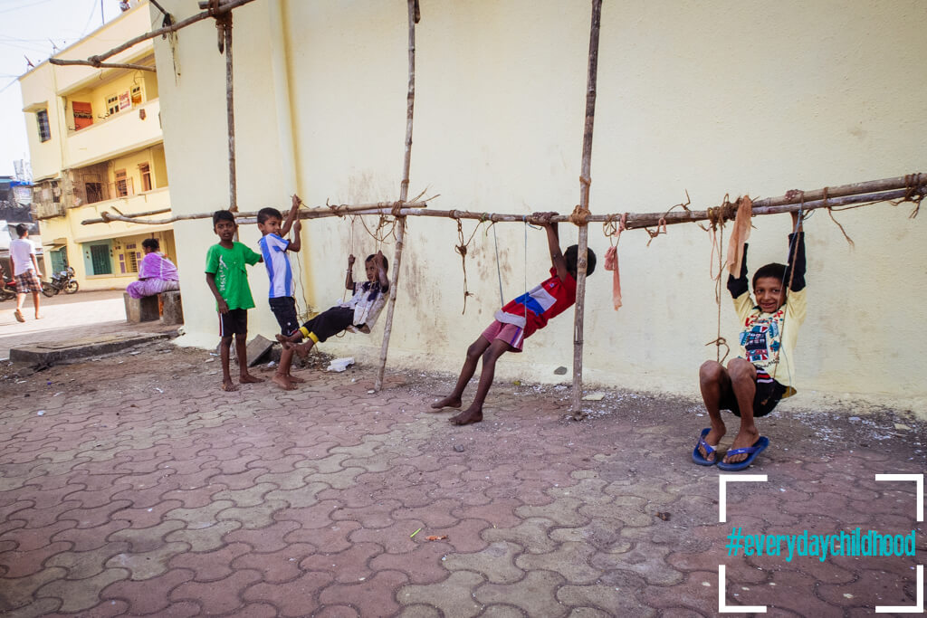 Everydaychildhood- Playgrounds of Mumbai through Gopal MS's lens | Leher NGO in India