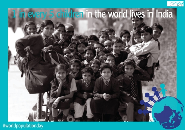 World Population Day | Child Rights Organization | NGO in India