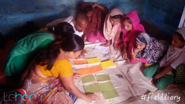 Field Diary – Working with Girls Group | Child Rights Organization | NGO in India