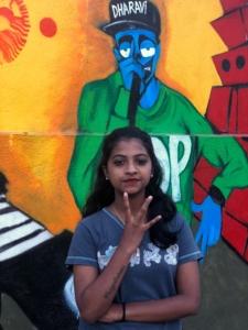 Gayatri Nadar: Dharavi's only female rapper