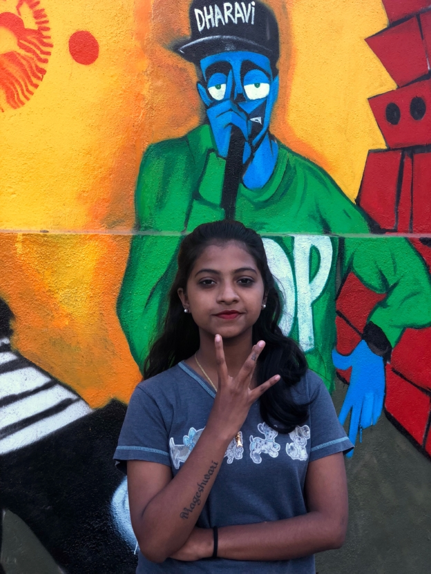 Gayatri Nadar: Dharavi's only female rapper